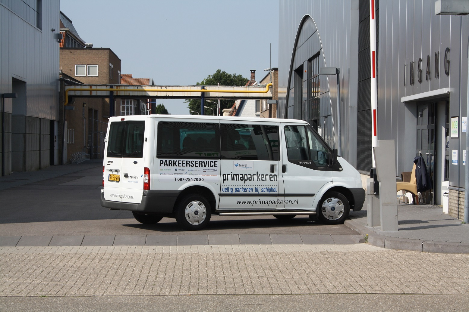 Travel parkingservice